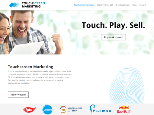 Touchscreen Marketing
